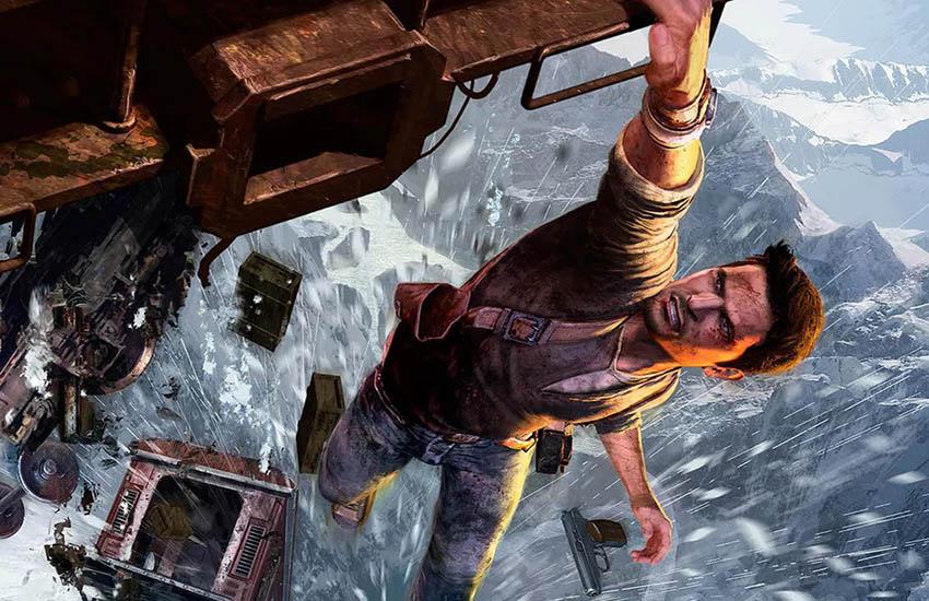 بازی Uncharted 3 برای پلی استیشن 3