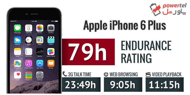 باتری اورجینال اپل آیفون 6پلاس (iphone 6plus)