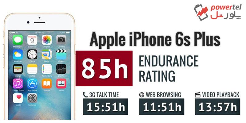 باتری اورجینال اپل آیفون 6اس پلاس (iphone 6s plus)