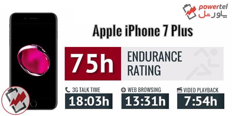 باتری اورجینال اپل آیفون 7پلاس ( iphone 7plus)