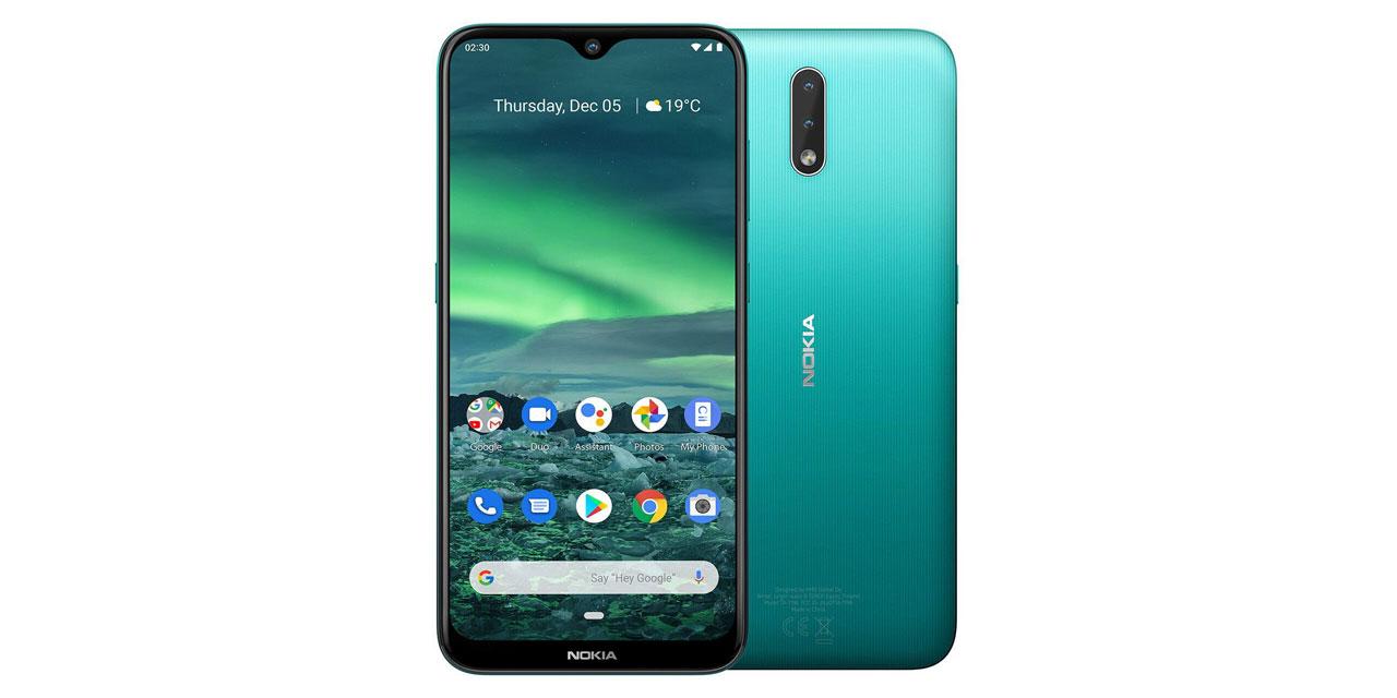بهترین گوشی موبایل   نوکیا 2.3