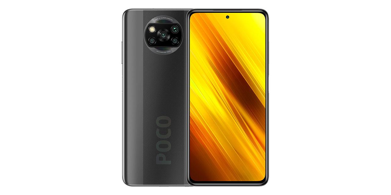 راهنمای خرید بهترین گوشی - پوکو X3